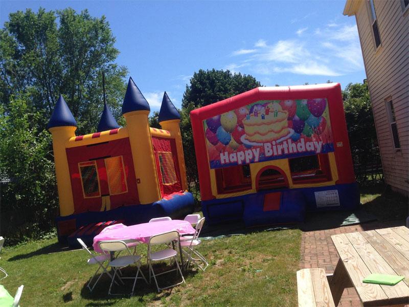 Cherylu0027s Backyard Inflatables