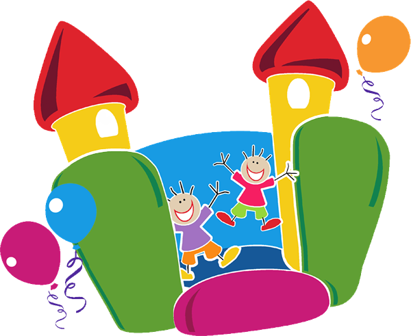 cheryl s backyard inflatables rh cherylsbackyardinflatables com bounce house clip art black and white bounce house clipart